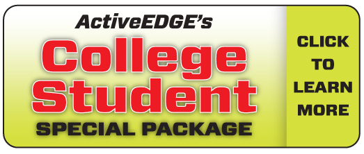 ActiveEDGE COLLEGE STUDENT web button