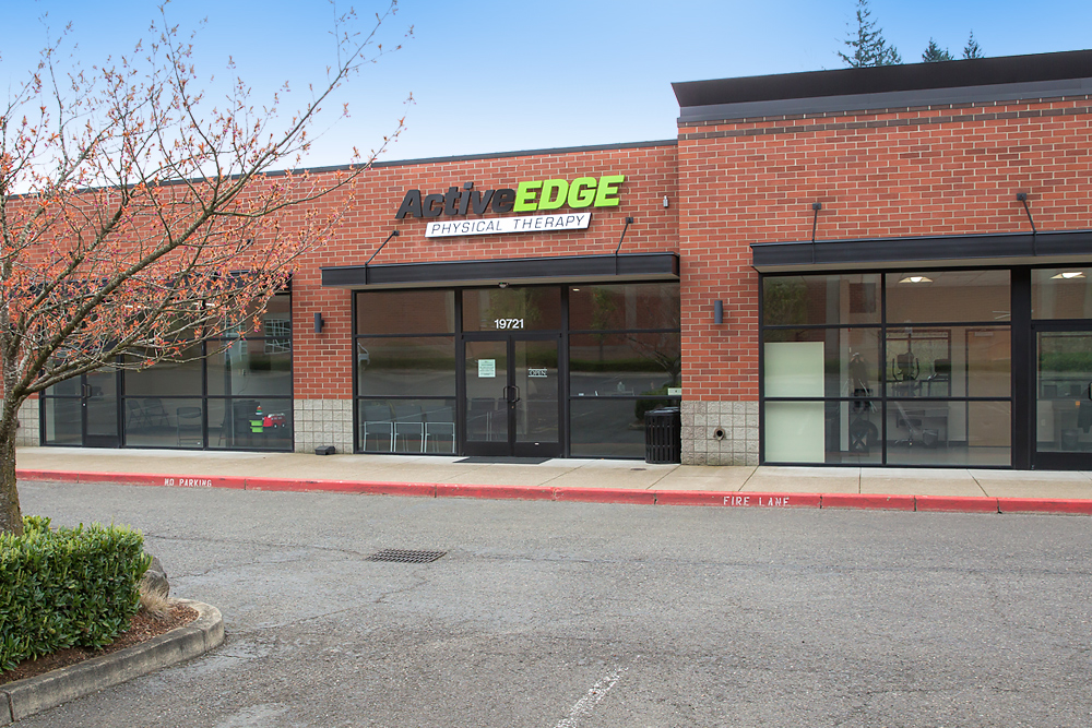 ActiveEDGE physical therapy Oregon City location store front