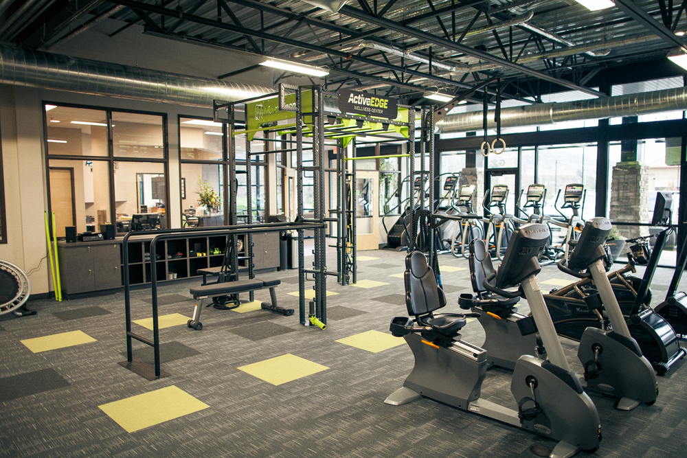 Gym Photos | Physical Fitness | ActiveEDGE