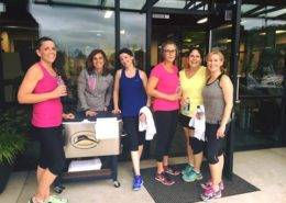 ActiveEDGE Physical Therapy Fitness Pints-to-Pasta Hood to Coast Race Series