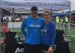 ActiveEDGE Physical Therapy Fitness Pints-to-Pasta Hood to Coast Race Series - Helvetia half marathon