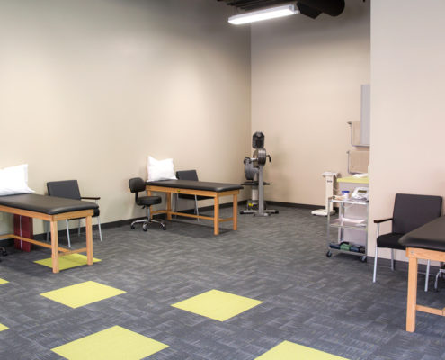 ActiveEDGE physical therapy tables